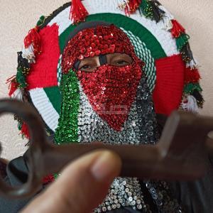 آمنة.. فلسطينية لا تنسى النكبة
