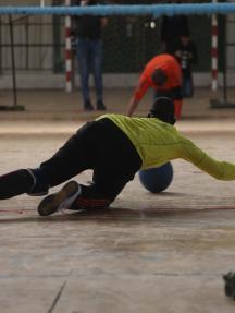 بطولة كرة الجرس للمكفوفين