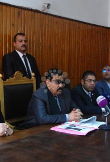 الحكم على الناشط المصري أحمد دومة بالمؤبد