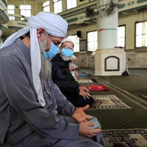 عودة المصلين للمساجد في رفح