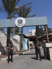 استعدادات في غزة لاستقبال حكومة الوفاق