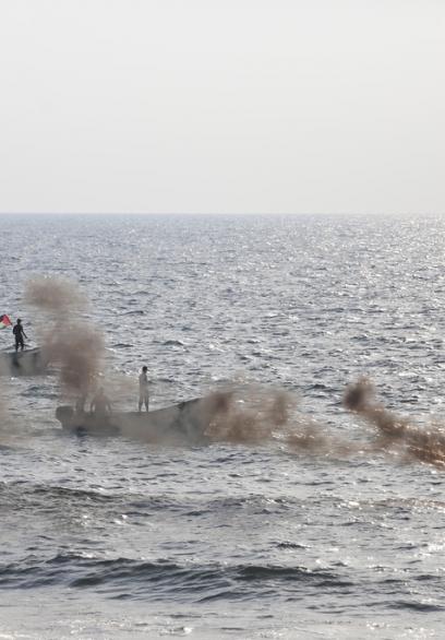 المسير البحري السادس من كسر الحصار عن غزة