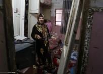 خراب بمنازل المواطنين بعد اقتحام مخيم بلاطة بنابلس