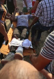 جمعة من غزة إلى حيفا