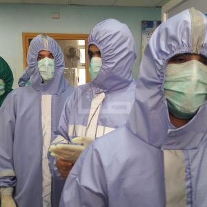 الأوروبي يتجهز للعزل الصحي لمصابي كورونا