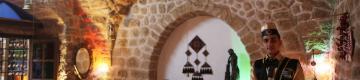 """""""بيت ستّي"""" مطعم أثري بغزة بعبق العهد العثماني"""