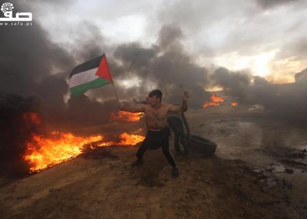 الجمعة الـ31 من مسيرات العودة وكسر الحصار