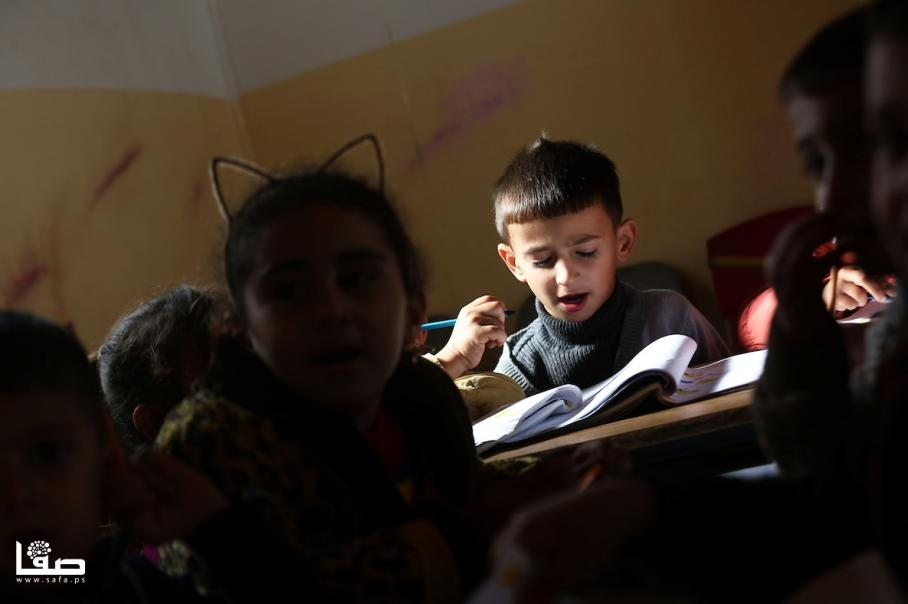 روضة في بيت دجن بنابلس تتعرض لتهديدات إسرائيلية متكررة بالإغلاق