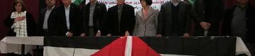 """أبو ظريفة: """"التجمّع الديمقراطي"""" قوّة سياسية لإحداث تغيير جذري"""