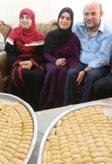أجواء الاحتفال بنتائج الثانوية العامة بغزة