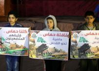 مسيرات غاضبة ضد قرار اعتبار حماس