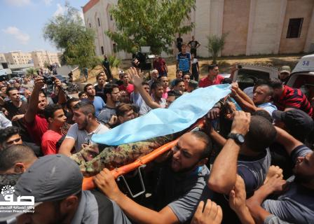 شهيدان قساميان بقصف الاحتلال موقعا شمال القطاع