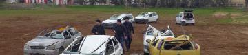 كيف تعمل عصابات تهريب السيارات بالضفة؟