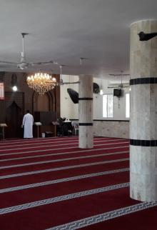 مساجد غزة خالية من المصلين بسبب كورونا