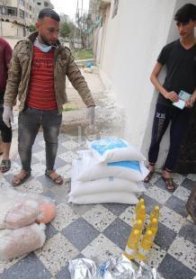 آلية جديدة لتوزيع مساعدات أونروا بغزة