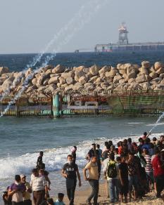 المسير البحري الثامن من غزة