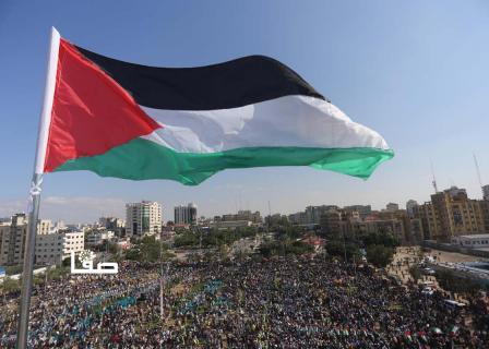مهرجان في غزة للمصالحة المجتمعية وبذكرى استشهاد عرفات