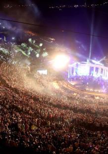 حفل غنائي حاشد لـعسّاف في روابي