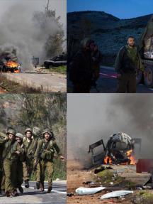 عملية حزب الله في مزارع شبعا