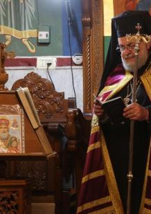 المسيحيون الشرقيون يحتفلون بأعياد الميلاد في قطاع غزة
