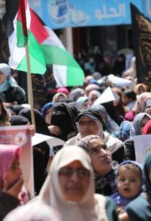 مهجة القدس بغزة تحيي يوم الأسير