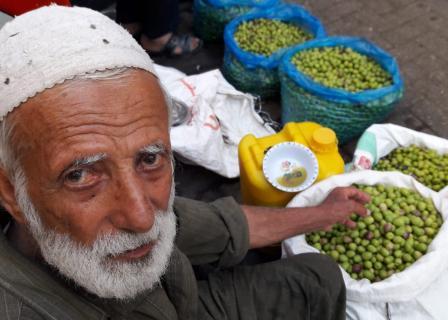 أسواق الزيتون في خانيونس