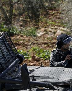 مواجهات مع الاحتلال في بيتا قرب نابلس