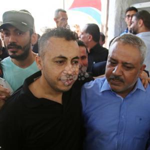 الإفراج عن موقوفين على قضايا أمن داخلي بغزة