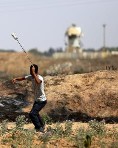 شبان بغزة ينتفضون نصرة للأقصى بجمعة الغضب