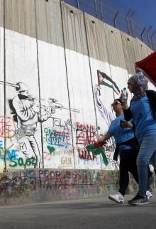ماراثون فلسطين الدولي الخامس ببيت لحم