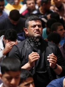 صلاة جمعة دعمًا للأسرى في غزة