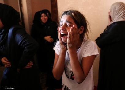 تشييع جثمان الشهيد فادي حجازي