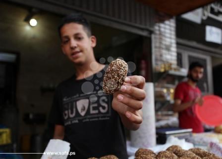 الفلافل لا يغيب عن الموائد حتى في رمضان