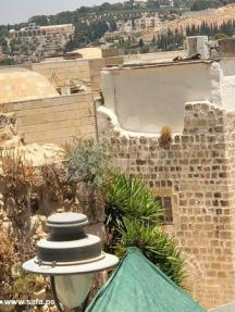 مصعد البراق.. مشروع تهويدي لتسهيل اقتحامات المستوطنين