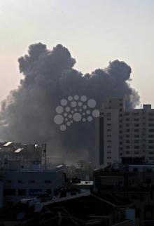 أضرار جسيمة بقصف إسرائيلي بغزة
