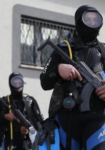 داخلية غزة تُطلق جهاز الشرطة البحرية