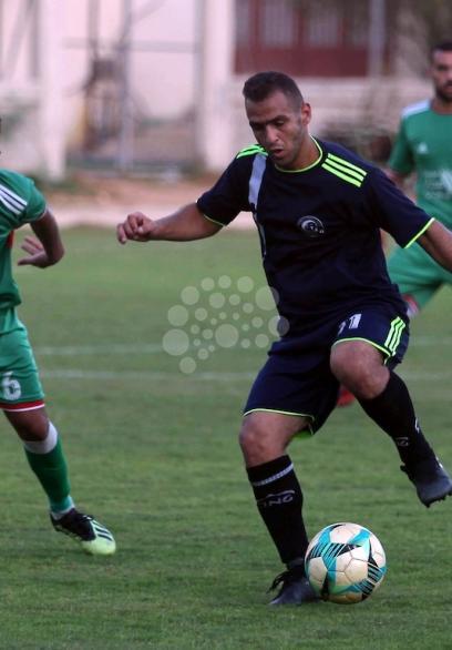 فريق هلال غزة يتعادل مع نظيره اتحاد الشجاعية بدون أهداف