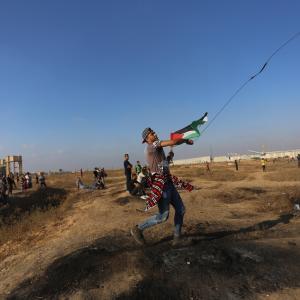 الجمعة الـ 69 لمسيرات العودة وكسر الحصار