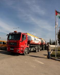 وصول وقود منحة قطر لكهرباء غزة