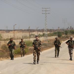 تشديد الإجراءات الأمنية برفح وحدودها بعد تفجير انتحاري