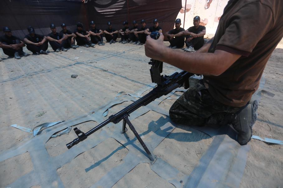 القسام يُطلق مخيمات طلائع التحرير
