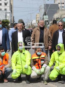 فعاليات رمزية في غزة بذكرى يوم الأرض بسبب كورونا