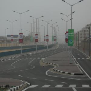 عاصفة مطرية تضرب غزة