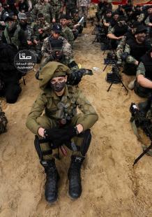 تخريج دورات الفتوة في غزة