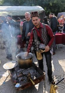 معرض غذائي لمقاطعة المنتجات الإسرائيلية