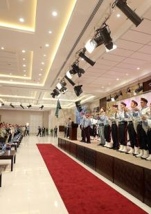 المؤتمر الكشفي الوطني الأول برام الله