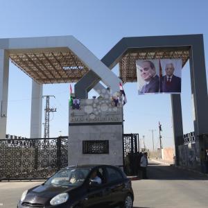 حكومة التوافق تتسلم معابر غزة