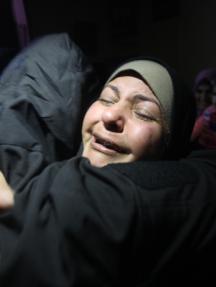 فرحة عارمة في غزة بـعودة المختطفين الأربعة