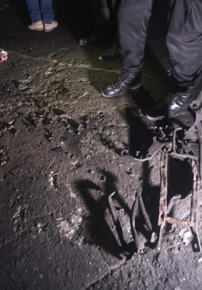 3 شهداء من عناصر الشرطة بحادثي تفجير غرب غزة