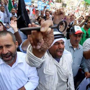 فعاليات إحياء ذكرى النكبة الـ69 في الضفة وغزة